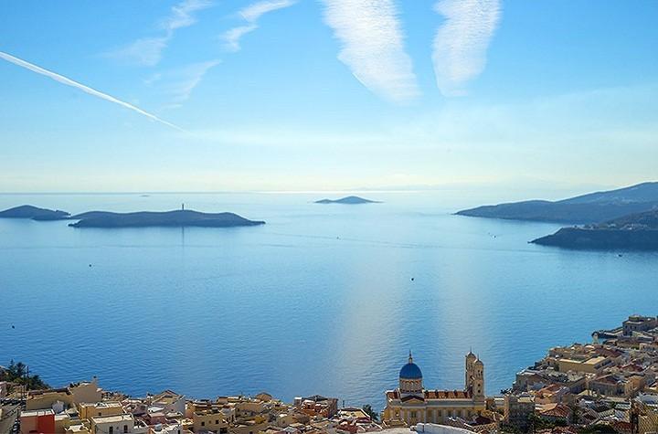 Сирос, Гърция