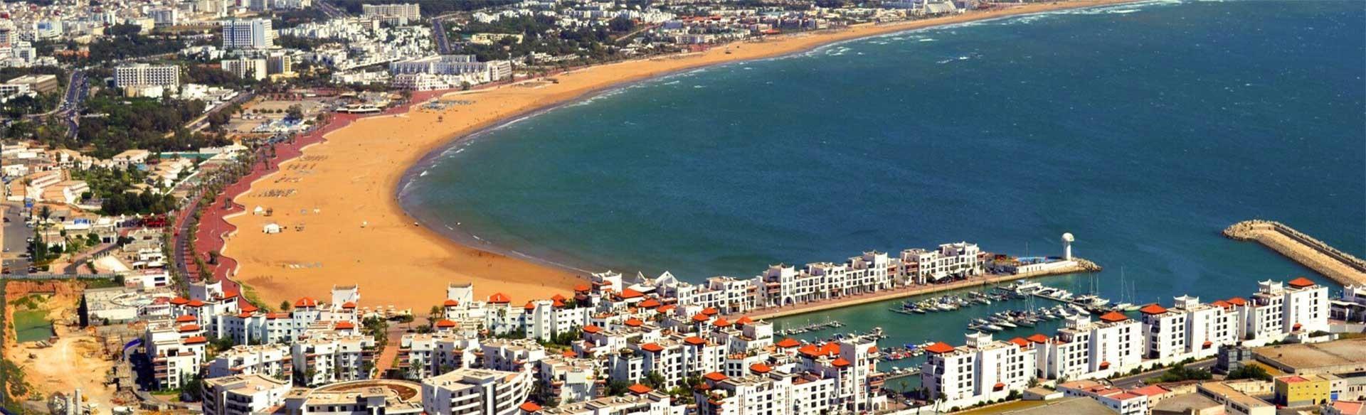 Агадир, Мароко